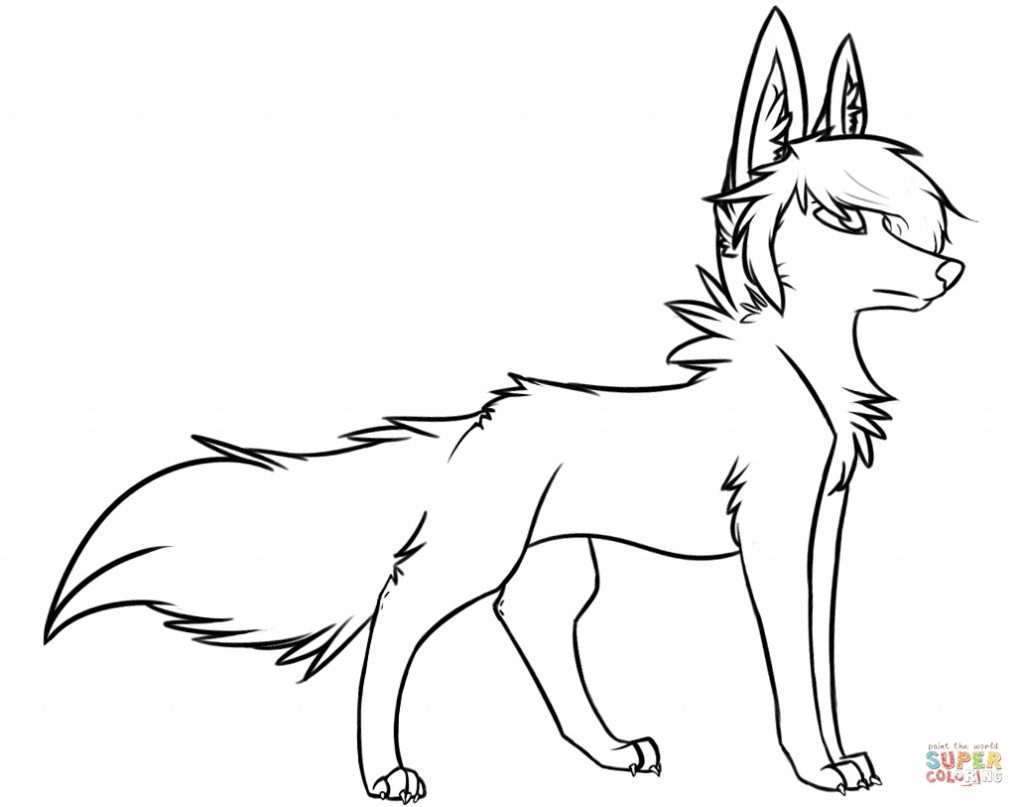 1024x807 Coloring Pages Of Animal Jam Arctic Wolf Best Of Animal Jam