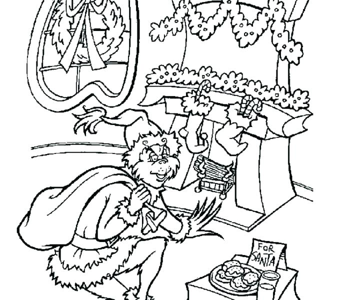 678x600 Whoville Coloring Pages The Coloring Pages The Pictures To Color
