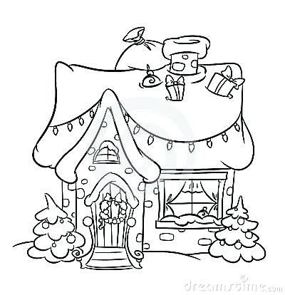 400x414 Whoville Coloring Sheets Printable Coloring Snow House Coloring