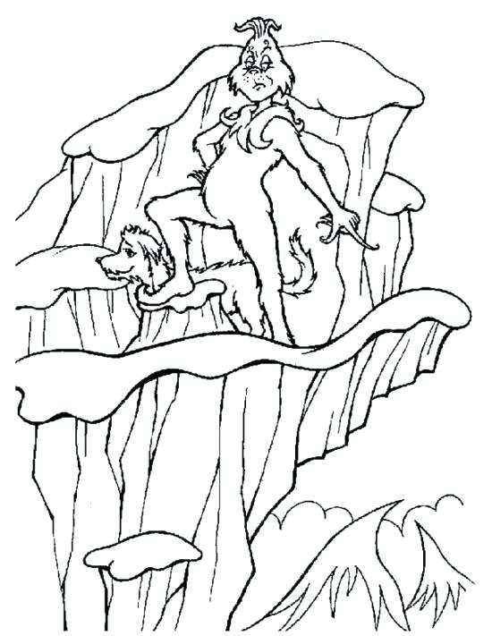 Whoville Coloring Pages Print At Getdrawings Com Free For Personal