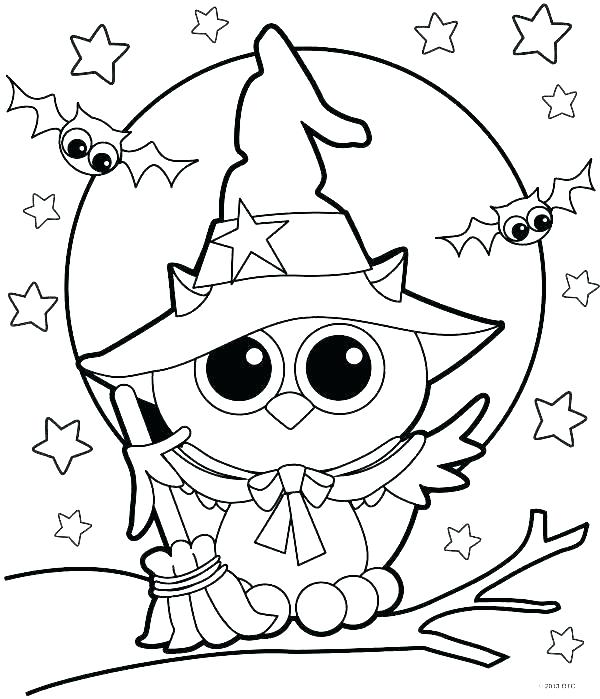 600x699 Witch Coloring Pages Witch With Her Broom Wicked Witch Coloring