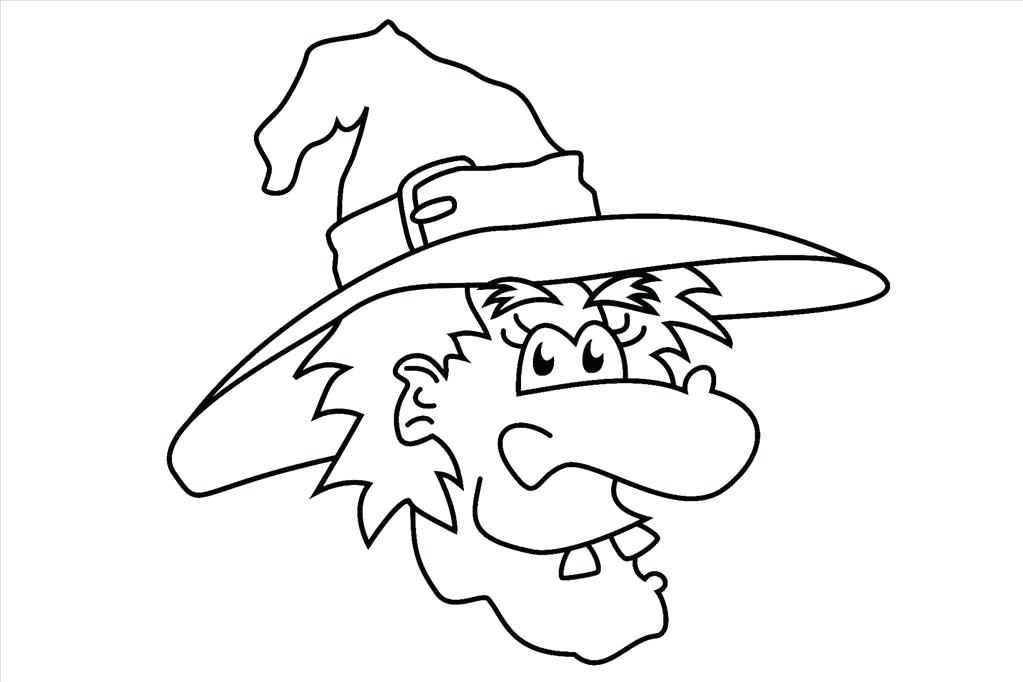 1023x682 Witch Coloring Pages Great Witch Coloring Pages Photo Wicked Witch