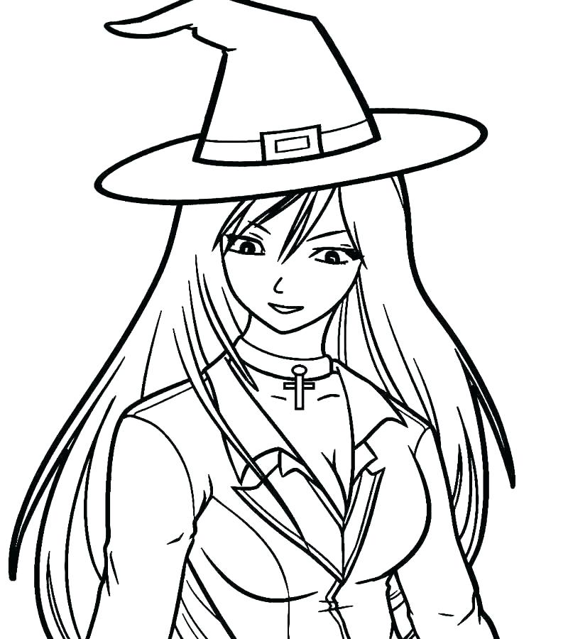 800x900 Witch Coloring Pages Witches Coloring Pages Witch Coloring Pages