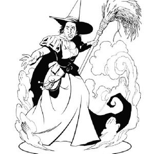 300x300 The Wizard Of Oz, Wicked Witch Of The West From The Wizard Of Oz