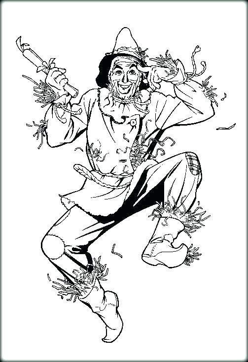 503x735 Dorothy Wizard Of Oz Coloring Pages