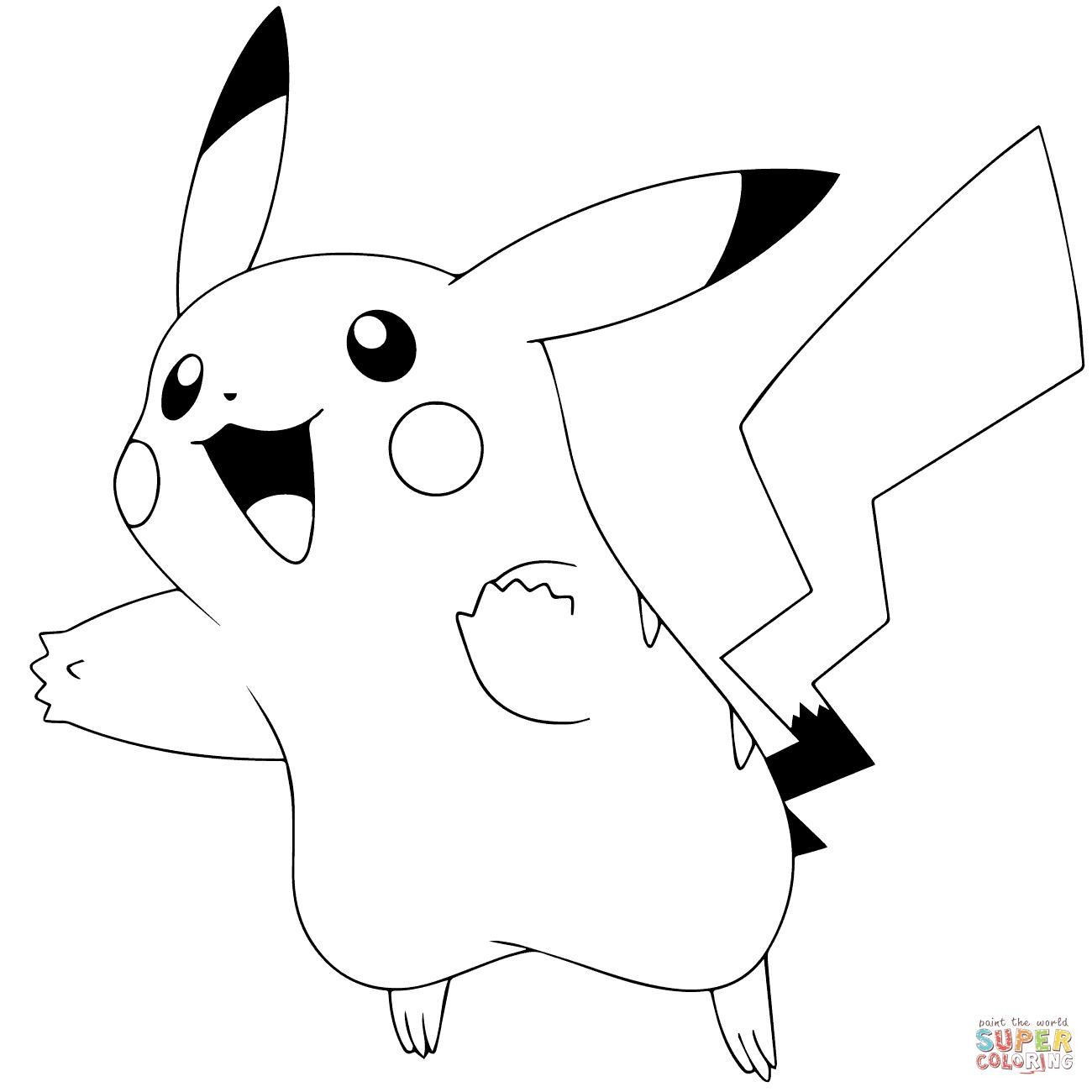 1300x1300 Powerful Wigglytuff Coloring Pages Awesome