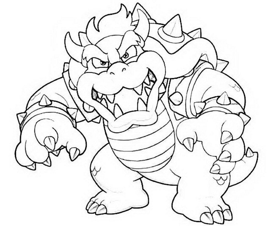 Wii Coloring Pages
