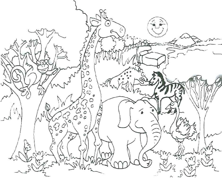 940x755 Wild Kratts Coloring Pages Wild Coloring Pages Wild Kratts