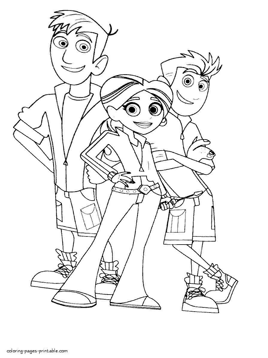 895x1196 Wild Kratts Coloring Pages Aviva Gallery Coloring For Kids