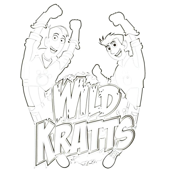 720x720 Wild Kratts Printable Coloring Pages Wild Coloring Pages Fantasy