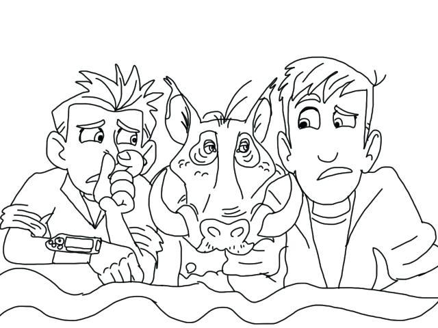 640x480 Printable Wild Kratts Coloring Pages Coloring Pages For Kids