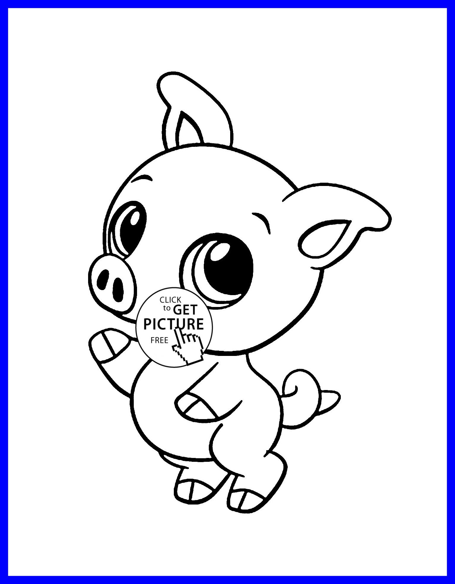 1534x1969 Incredible Adult Cute Coloring Pages Baby Pig Animal Gallery Pics