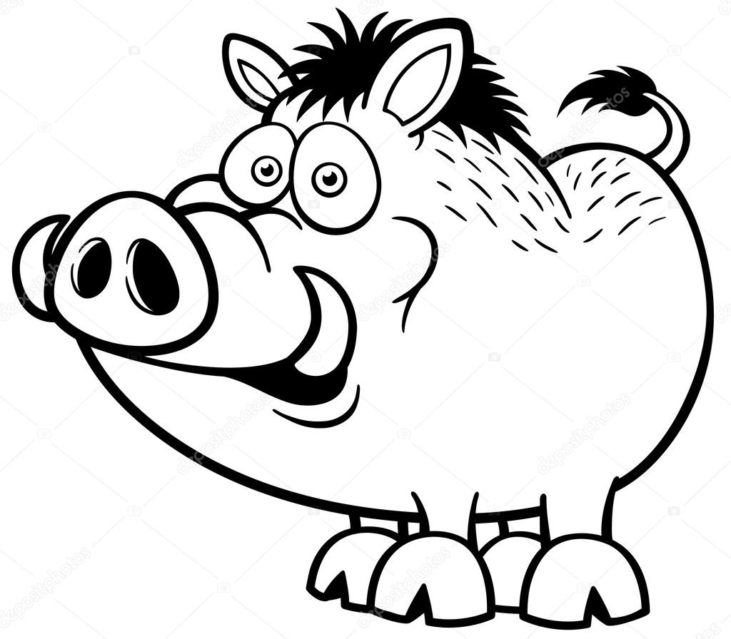 1024x896 Fresh Boar Coloring Page Collection Printable Coloring Sheet