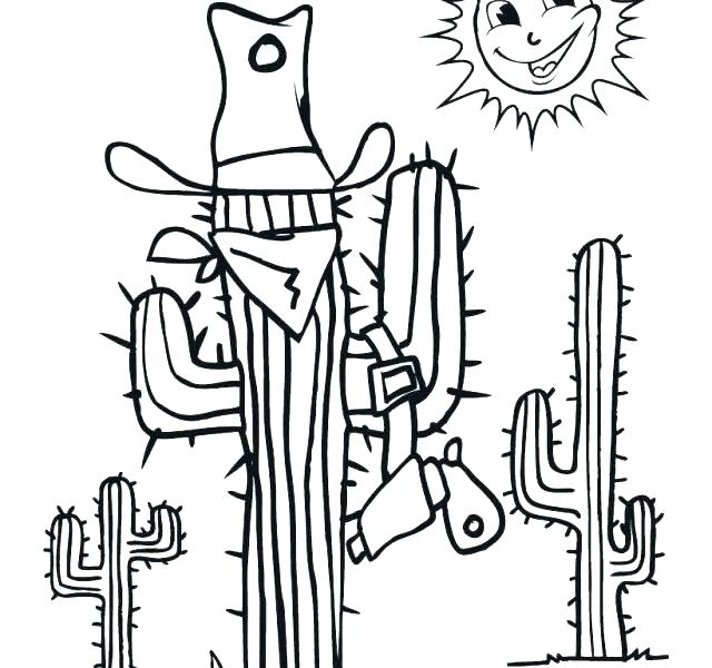 640x600 Wild West Coloring Pages Western Coloring Pages Image Scarce