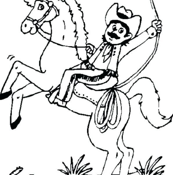 596x600 Wild West Coloring Sheets Old West Coloring Pages Wild West