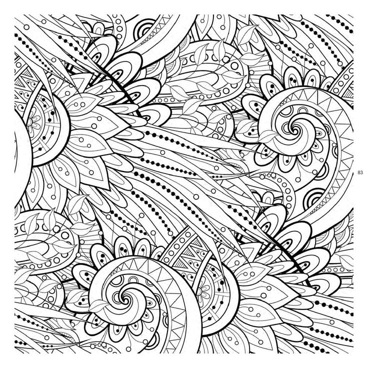 Wilderness Coloring Pages