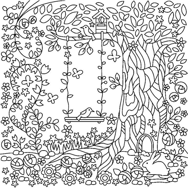 736x736 Tree Bark Coloring Pages Unique Willow Tree Drawing