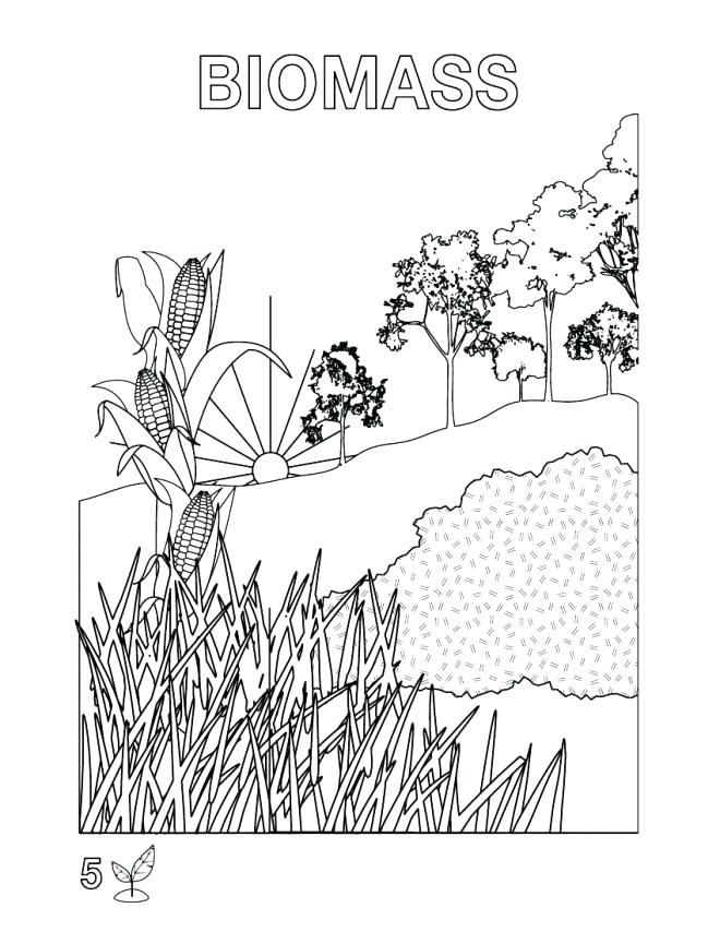 660x854 Energy Coloring Pages Renewable Energy Coloring Pages