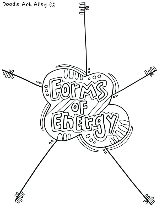 618x800 Energy Coloring Pages Forms Of Energy Web Printable Save Energy