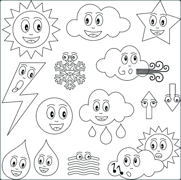 728x723 Weather Coloring Page Image Of Windy Day Colouring Page Windy