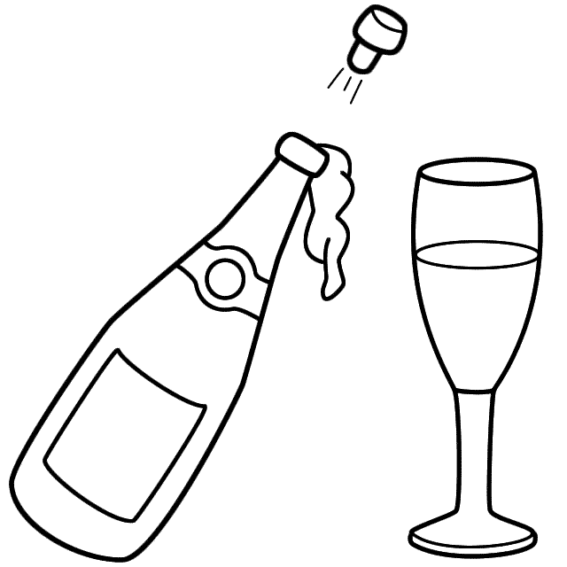 640x640 Coloring Page Food, Drink And Cooking Coloring Pages