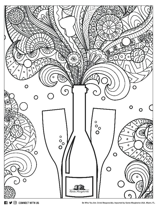 633x844 Coloring Pages Adults Free