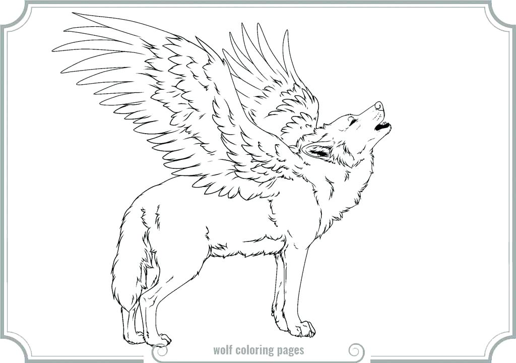 1024x720 Coloring Pages Of Wolves Free Wolf Coloring Pages Wolf Free