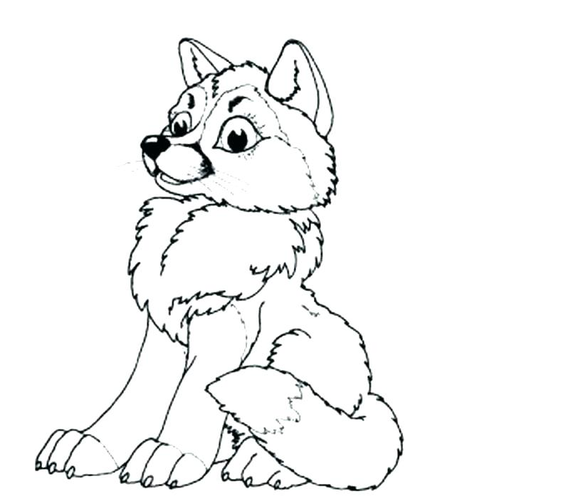 805x704 Winged Wolf Coloring Pages