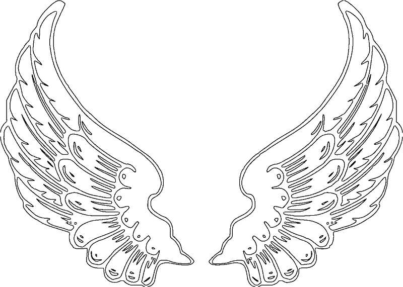 800x571 Angels Coloring Pages