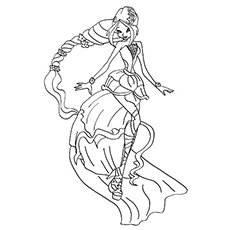 230x230 Top Free Printable Winx Club Coloring Pages Online