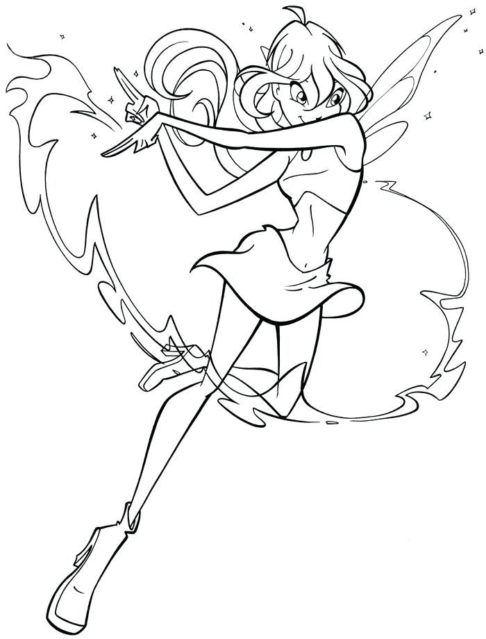 700x920 Winx Club Coloring Pages Club Coloring Pages Winx Club Bloom