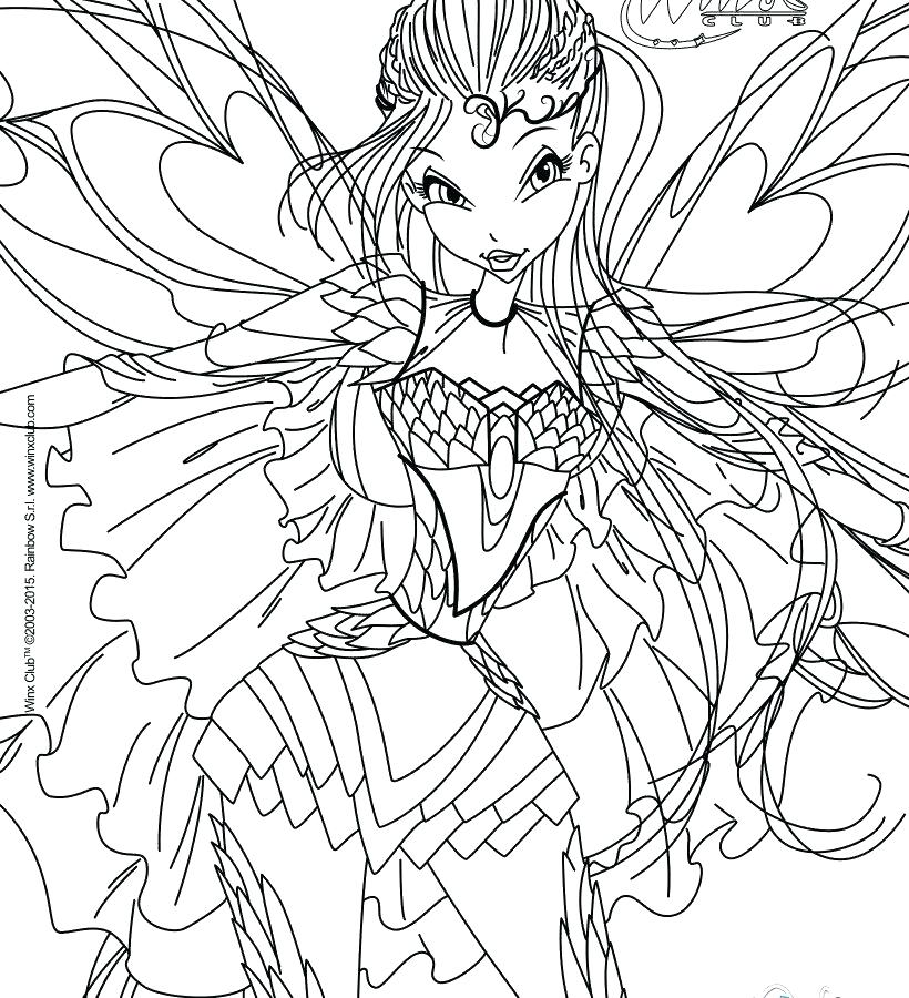 820x900 Coloring Pages Coloring Pages Winx Club Colouring Book Games
