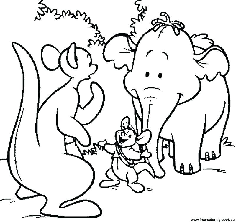 800x757 The Pooh Printable Coloring Pages Bear Page Be Embraced