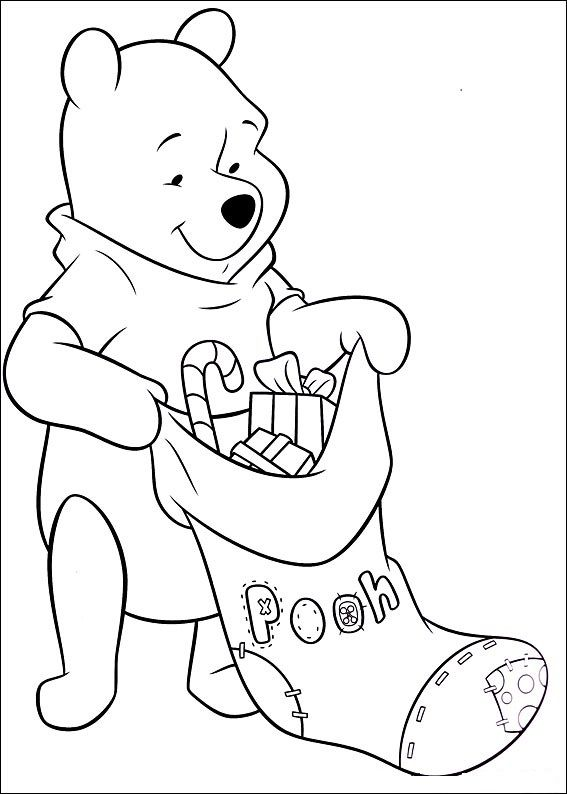 567x794 Best Winnie The Pooh Images On Pooh Bear, Coloring
