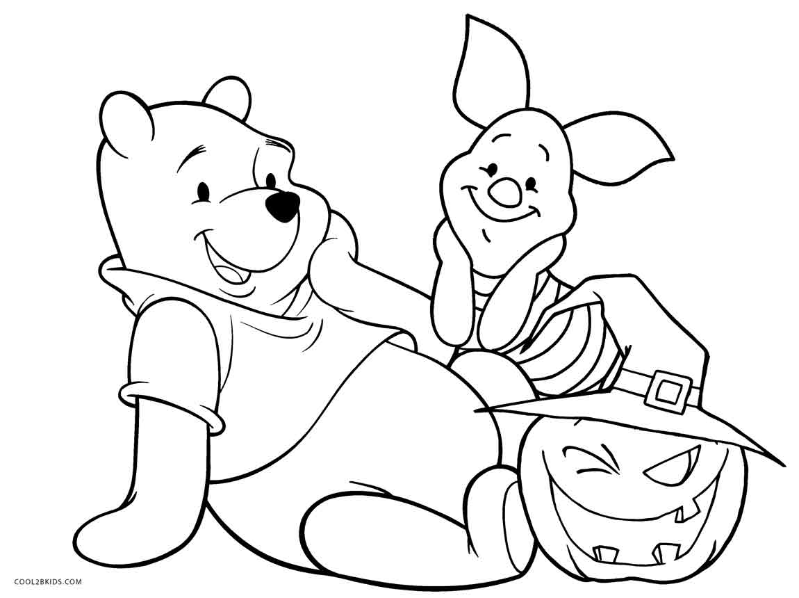1150x860 Free Printable Winnie The Pooh Coloring Pages For Kids
