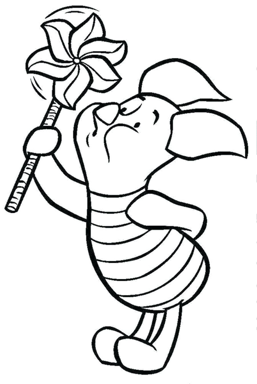 900x1344 Coloring Pages Winnie The Pooh Coloring Pages Free Baby Winnie