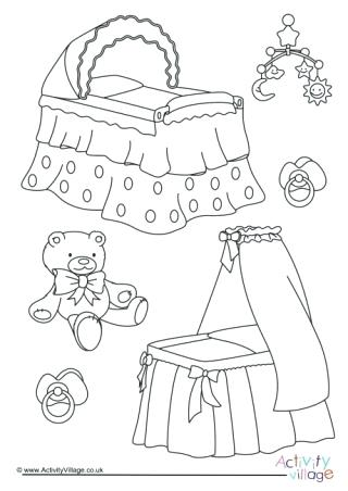 320x452 Awesome New Baby Coloring Pages For Baby Fun Colouring Page
