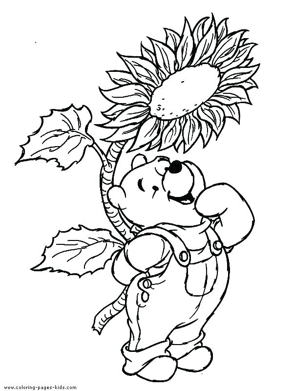 600x800 Winnie Pooh Coloring Pages Piglets Sand Castle Piglets Kite