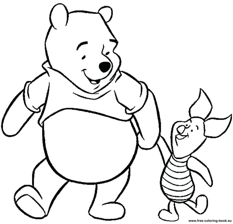 800x769 Winnie The Pooh Coloring Pages Pooh Winnie The Pooh Coloring Pages