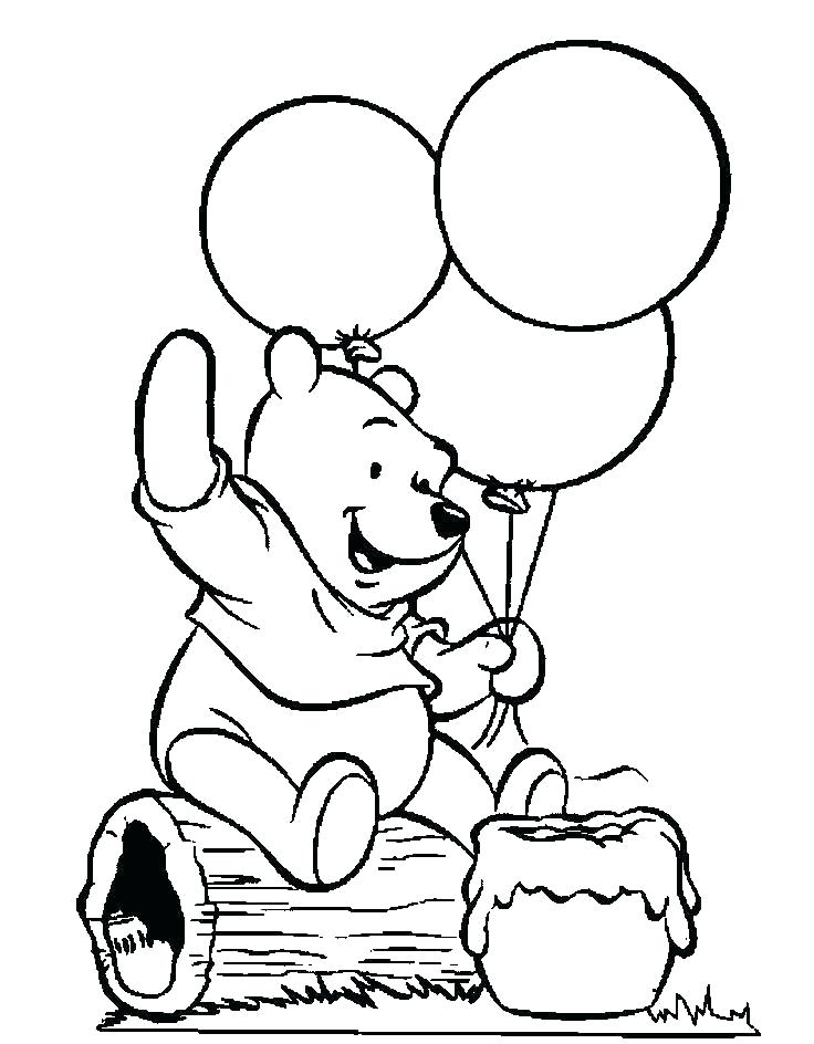 736x944 Baby Winnie The Pooh Coloring Pages Pdf Kids Coloring The Pooh