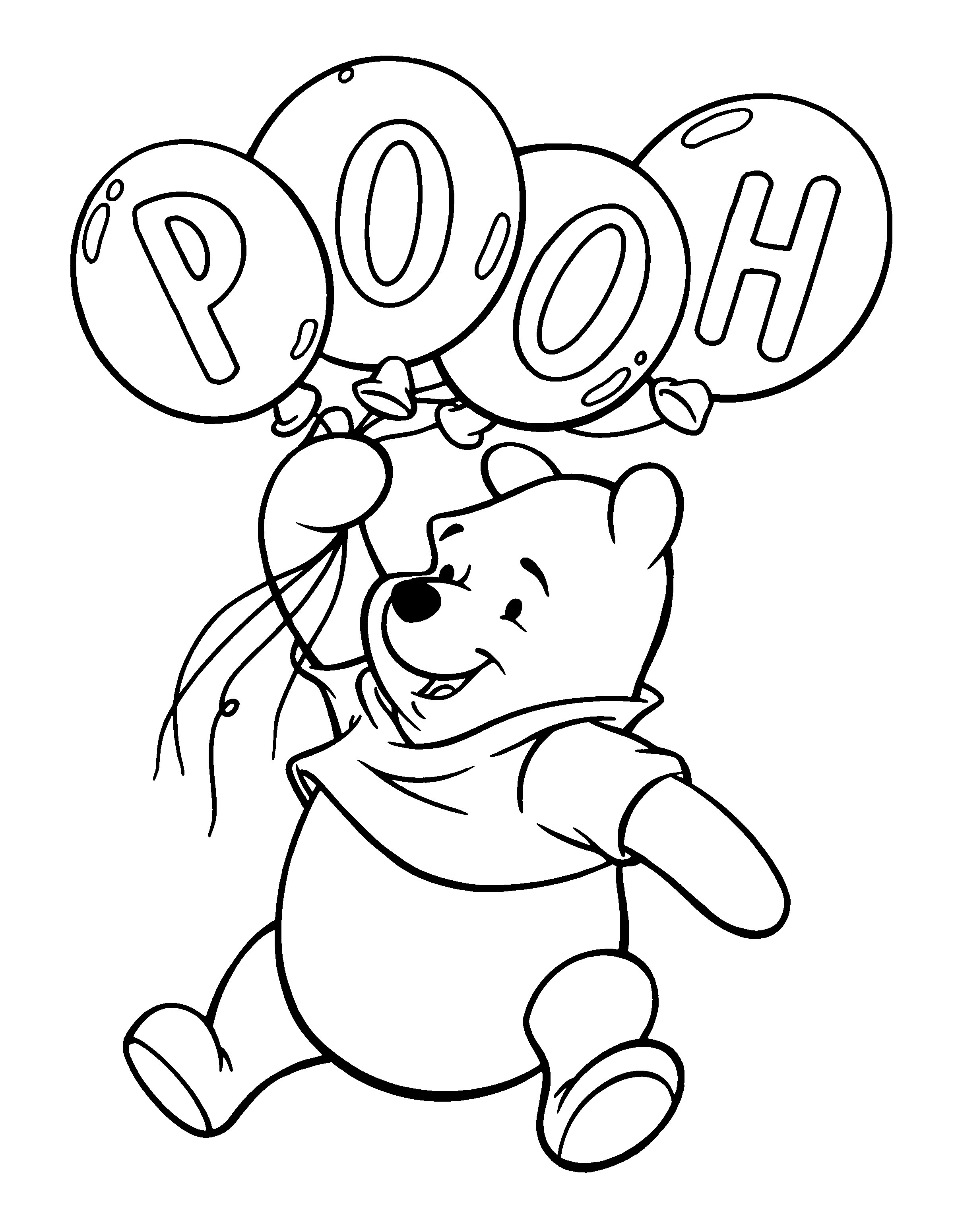 2400x3100 Winnie The Pooh Coloring Pages Activity Featuring At Book Acpra