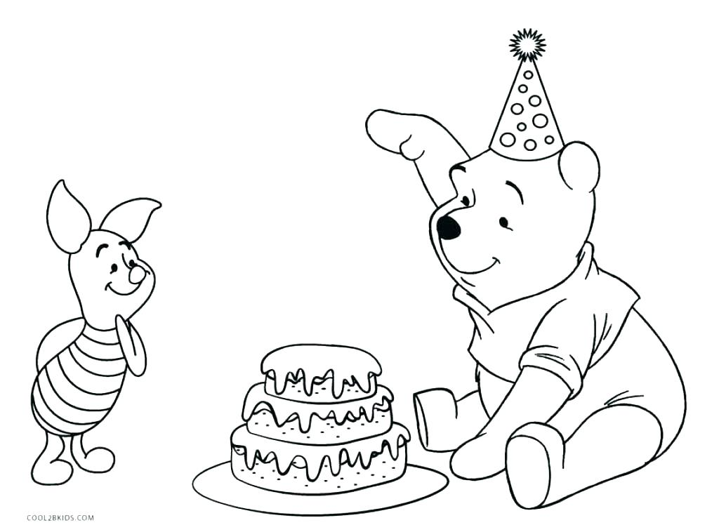 1024x758 Winnie The Pooh Halloween Coloring Pages The Pooh Coloring Pages