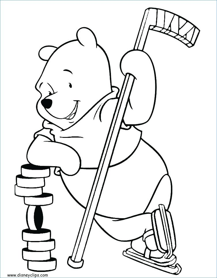 753x962 Winnie The Pooh Printable Coloring Pages The Pooh Printable