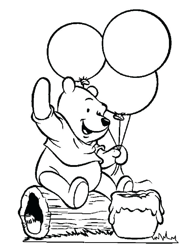 736x944 Winnie The Pooh Color Pages The Pooh Coloring Pages Best Friends