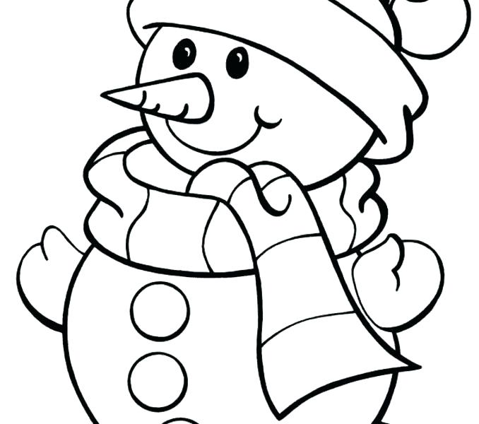 678x600 Winter Clothes Coloring Pages Winter Printable Winter Coloring