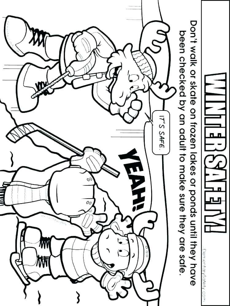 750x1000 Clothes Coloring Page Winter Clothes Coloring Pages Preschoolers
