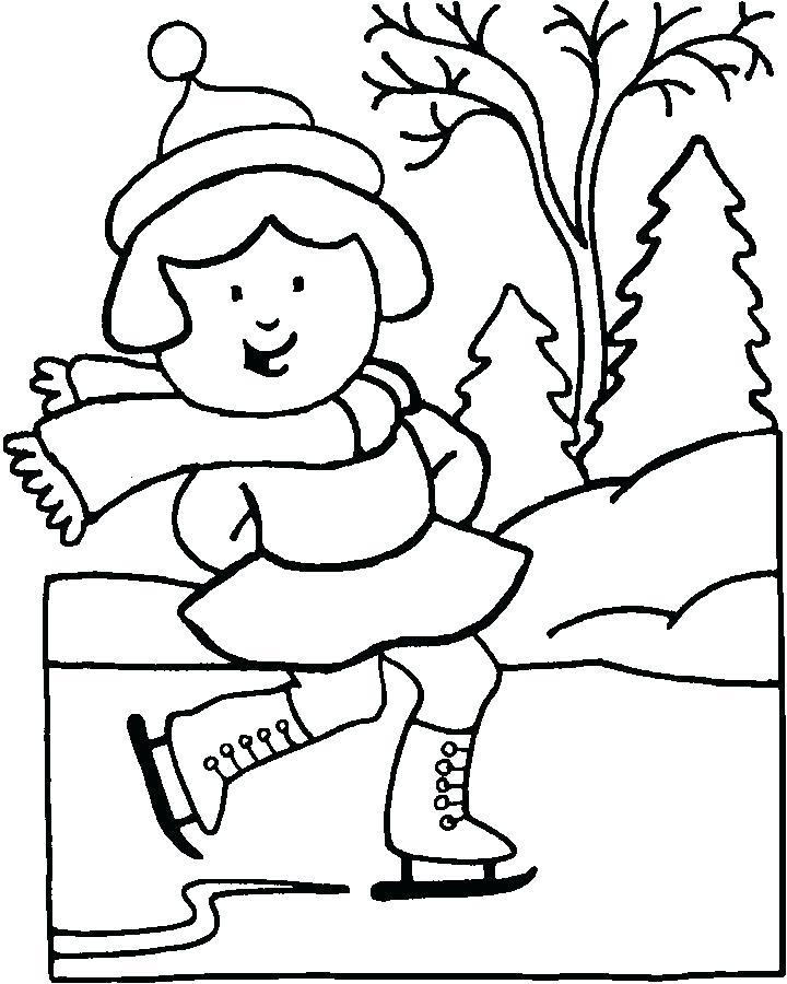 720x900 Season Coloring Pages Winter Season Coloring Pages Winter Coloring