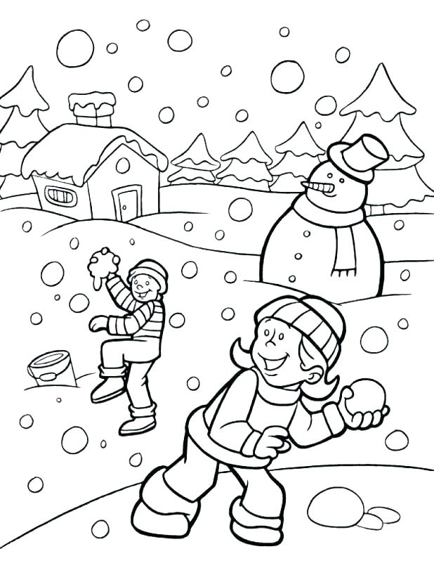618x808 January Coloring Page Coloring Sheets Coloring Pages Winter
