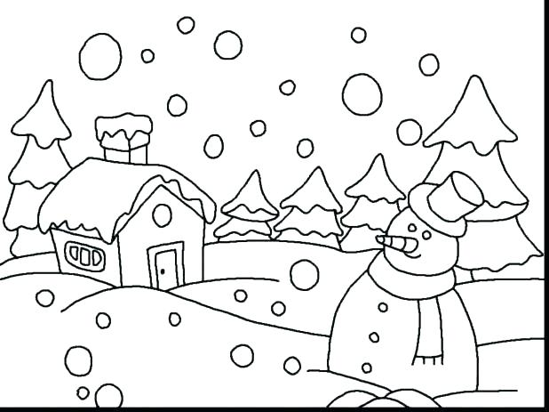 618x463 January Coloring Pages Coloring Pages Free Printable Brilliant