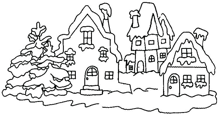748x395 Winter Coloring Pages Coloring Pages For Coloring Pages Free